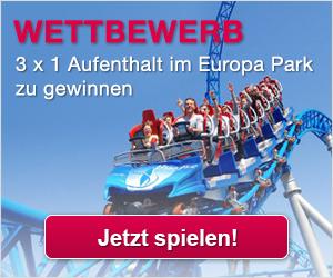 Europa Park Weekend Gewinnen!