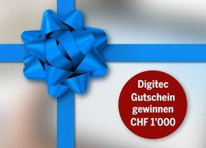Digitec-Gutschein Wettbewerb
