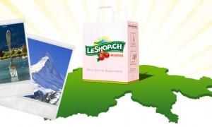 LeShop.ch Wettbewerb Schweiz