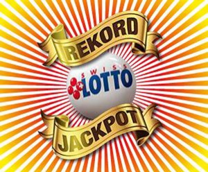 Swiss Lotto Rekord-Jackpot