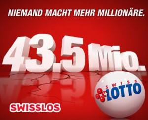 Swiss Lotto Jackpot Alarm