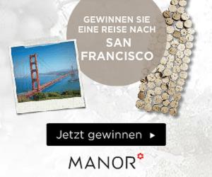Manor Wettbewerb San Francisco Reise
