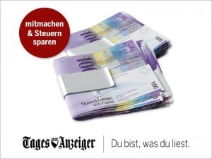 Tages-Anzeiger Wettbewerb Schweiz