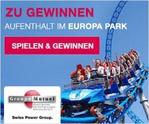 Groupe Mutuel Wettbewerb Schweiz