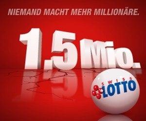 Swiss Lotto Wettbewerb Schweiz