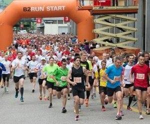 b2run Wettbewerb Schweiz