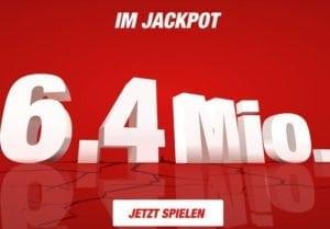 6,4 Millionen gewinnen Swisslos