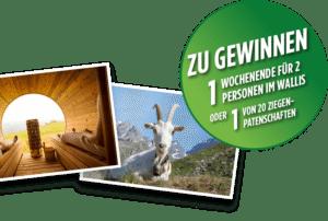 Cristalp Wettbewerb Schweiz