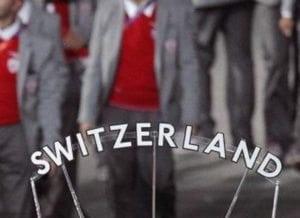 Swiss Wettbewerb Schweiz