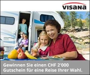 Visana Wettbewerb Schweiz