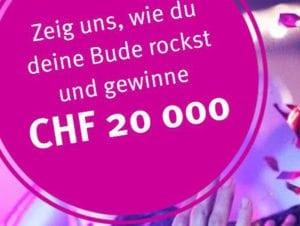 Basler Versicherung Wettbewerb Schweiz