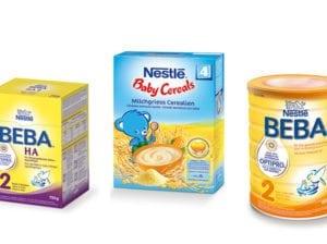 Nestlé Wettbewerb Schweiz