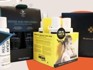 Shampoo Wettbewerb Schweiz