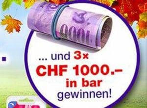 LeShop Wettbewerb Schweiz
