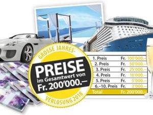 Kiosk Wettbewerb Schweiz