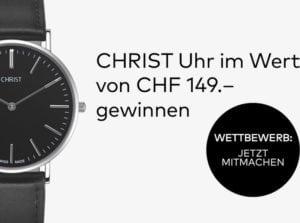 Christ Wettbewerb Schweiz
