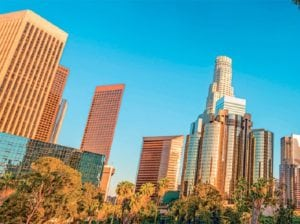 los angeles reise