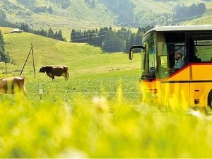 PostAuto Wettbewerb Schweiz