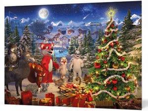 UBS Weihnachtswettbewerb Schweiz