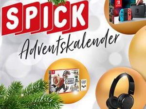 Spick Adventskalender-Wettbewerb Schweiz