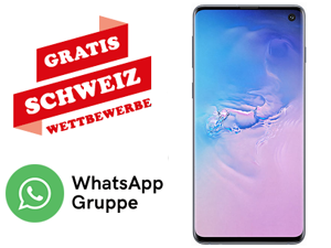 WhatsApp Verlosung